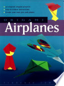 Origami Airplanes Book