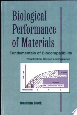 Download Biological Performance of Materials Free Books - Dlebooks.net