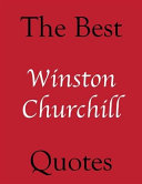 Best Winston Churchill Quotes