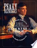 Peaky Blinders Cocktail Book