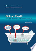 Sink Or Float  : Thought Problems in Math and Physics