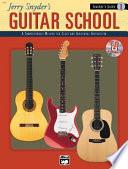 Jerry Snyder s Guitar School