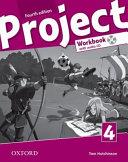 Project 4th. Workbook. Per la Scuola media. Con CD. Con espansione online