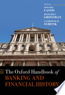 The Oxford Handbook of Banking and Financial History Book