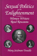 Sexual Politics in the Enlightenment