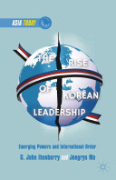 Pdf The Rise of Korean Leadership Telecharger