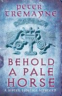 Behold a Pale Horse Book PDF