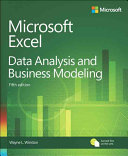Microsoft Excel Data Analysis and Business Modeling Book
