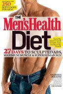 The Men's Health Diet