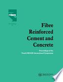 Fibre Reinforced Cement and Concrete