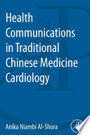 Health Communication in Traditional Chinese Medicine Book