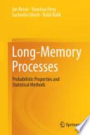 Long-Memory Processes