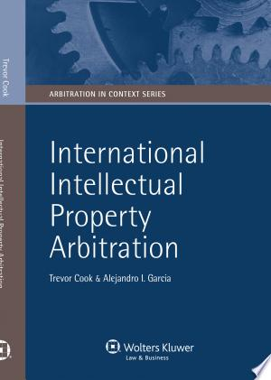 Download International Intellectual Property Arbitration Free PDF Books - Free PDF