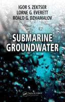 Submarine Groundwater