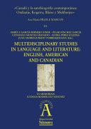 Canadá y la autobiografía contemporánea: Ondaatje, Kogawa, Blaise y Mukherjee