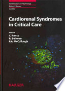 Cardiorenal Syndromes in Critical Care