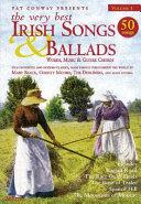 The Very Best Irish Songs and Ballads: Volume 1