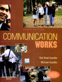 Communication Works (With Cd)