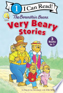 The Berenstain Bears Very Beary Stories Book