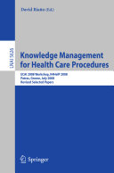 Knowledge Management for Health Care Procedures Pdf/ePub eBook