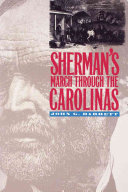 Pdf Sherman's March Through the Carolinas