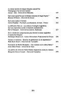 Le roman maghrébin de langue française aujourd'hui