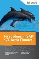 First Steps in Sap S 4hana Finanice