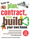 How to Plan, Contract, and Build Your Own Home, Fifth Edition Pdf