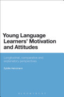 Young Language Learners  Motivation and Attitudes