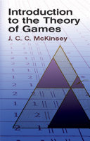 Introduction to the Theory of Games Pdf/ePub eBook