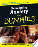 Overcoming Anxiety For Dummies Book PDF