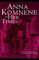 Anna Komnene and Her Times Pdf/ePub eBook