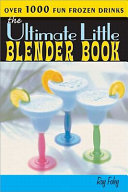 Ultimate Little Frozen Drinks Book Book PDF