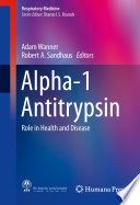 Alpha-1 Antitrypsin