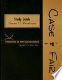 Principles of Macroeconomics Study Guide
