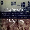 Pdf Labrador Odyssey