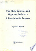 The U S  Textile and Apparel Industry