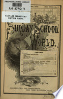 The Sunday school World Book