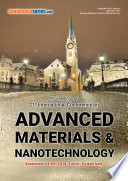 Proceedings of 21st International Conference on Advanced Materials   Nanotechnology 2018