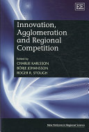 Innovation  Agglomeration and Regional Competition