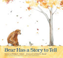 Bear Has a Story to Tell Book PDF