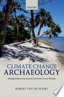 Climate Change Archaeology Book