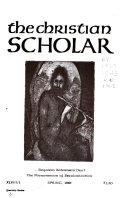 The Christian Scholar