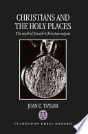 Christians and the Holy Places