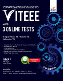 Comprehensive Guide to VITEEE with 3 Online Tests 6th Edition