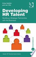 Developing Hr Talent Book PDF