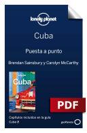 Cuba 8_1. Preparación del viaje
