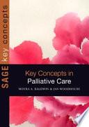 Key Concepts In Palliative Care Book PDF