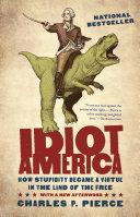 Pdf Idiot America