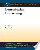 Humanitarian Engineering
